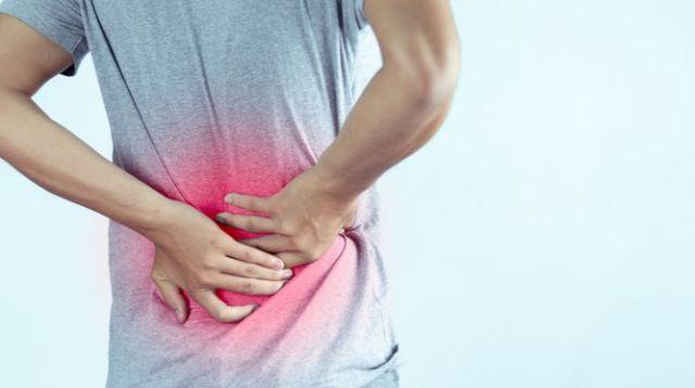 Ilustrasi penderita oestoporosis.