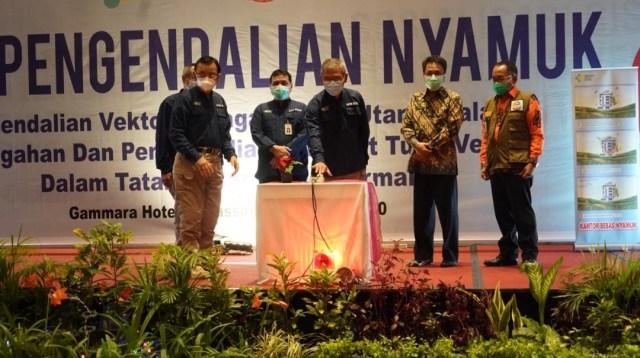 Hari Pengendalian Nyamuk (HPN)