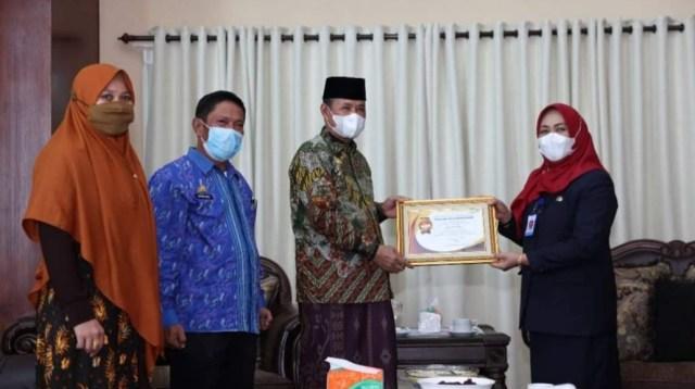 Kepala Perwakilan BKKBN Provinsi Sulawesi Selatan Andi Rita Mariani