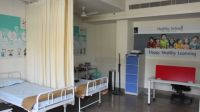 Ilustrasi unit kesehatan sekolah.