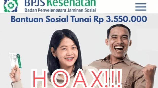 Bansos Hoax