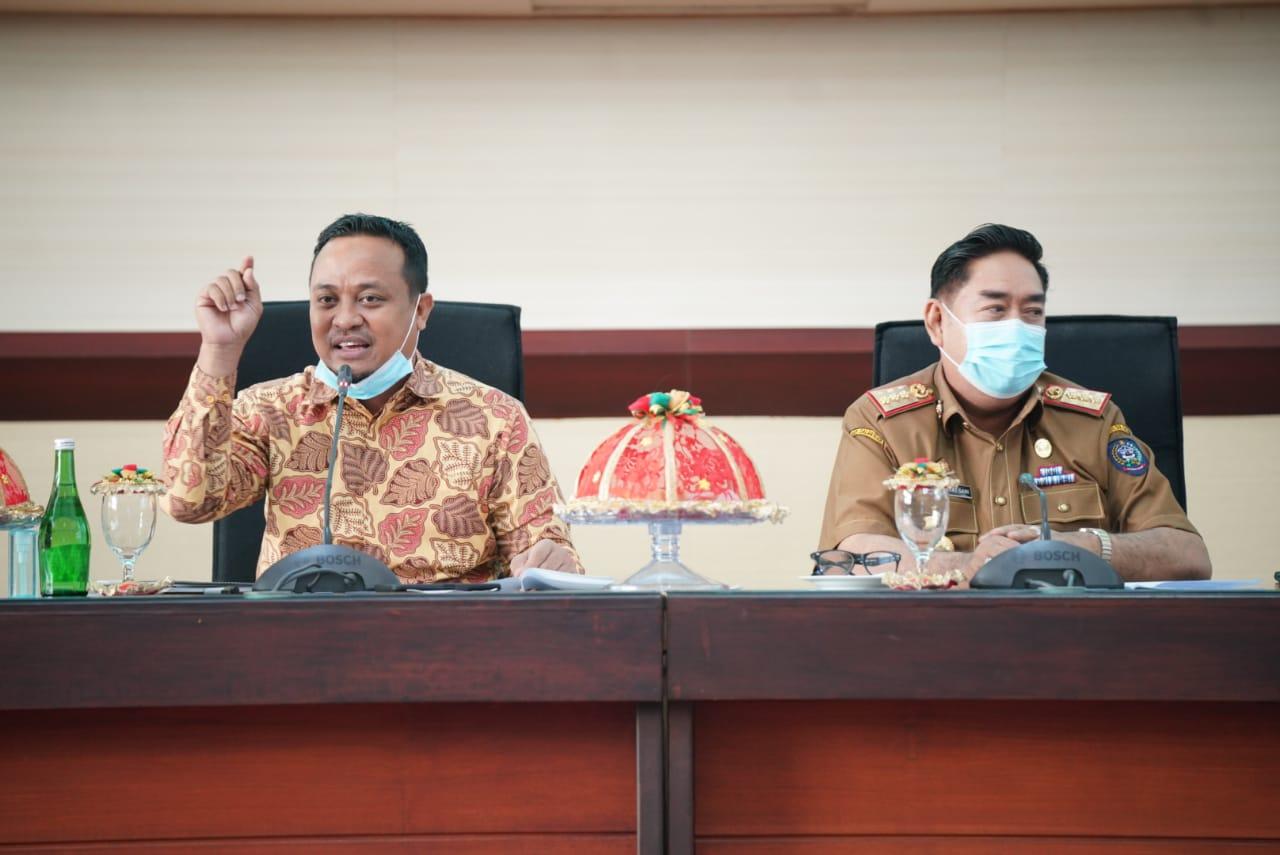 Plt Gubernur Sulawesi Selatan Andi Sudirman Sulaiman