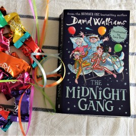 David Walliams. The Midnight Gang.