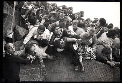 Heysel Stadium disaster, 25 Years On (3/5)