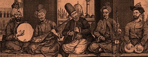 Ottoman influences on Balkan music