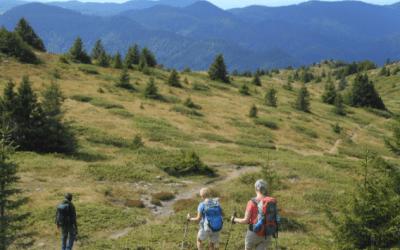 Traversing the Bulgarian Rhodopes and a slice Rila mountain range