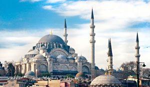 Suleymananiye mosque