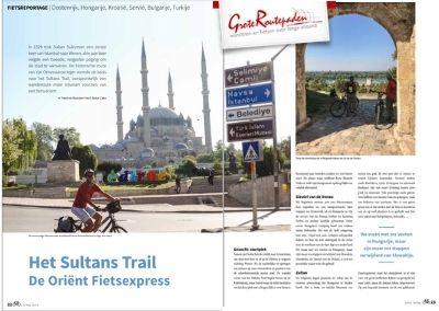 Sultans Trial De Oriënt Fietsexpress