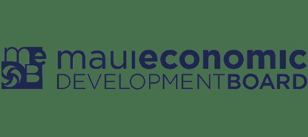 Sultan Ventures- Maui Economic Development Board Logo