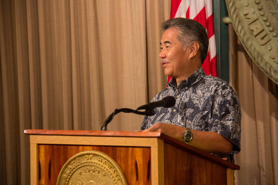 Sultan Ventures- Photo of David Ige