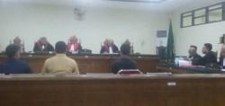 Sidang Adik Ali Mazi, Jaksa Hadirkan 3 Saksi