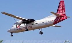 Pesawat TransNusa Siap Beroperasi di Bandara Saniban, Berikut Jadwalnya