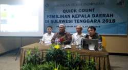 Pilgub Sultra, AMAN 'Rebut' Suara di 9 Kabupaten dan Kota