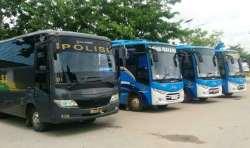 Dishub Muna: Tertinggal Angkutan Umum? Pemudik bisa Naik Bus Gratis