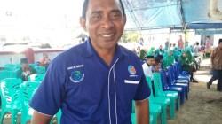 Kepala dinas Perikanan dan Kelautan Kabupaten Buton Tengah Muh. Rizal (Foto: Ali Tidar/SULTRAKINI.COM)