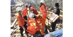 Korban Tewas Gempa Palu-Donggala sudah 1.648 Jiwa