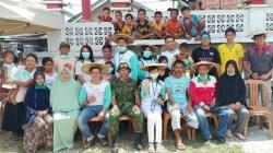 Tim Medis BLUD RS Konawe dan Komunitas S3 saat berada di lokasi bencana di Palu, Sulteng (Foto: Mas Jaya /SULTRAKINI.COM)