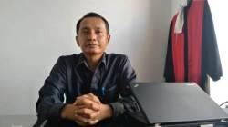 Wakil Ketua PN Wangi-wangi, Viktor Surya Dipta. (Foto: Amran Mustar Ode/SULTRAKINI.COM)