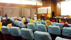 Rakor APSI di Kantor Wali Kota Kendari, Sabtu (9/3/2019). (Foto: Ade Putri/SULTRAKINI.COM)