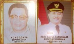 Sejarah Kepemimpinan di Konawe: dari Konggoasa ke Kery Saiful Konggoasa