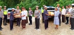 Tokoh Lintas Agama di Baubau Berbagi di Bulan Ramadan