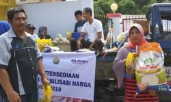 Pemda Kolaka Gelar Pasar Murah, Sembako Dijual Murah.