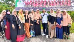 Sedekah Alumni 2001 SMAN 1 Kulisusu di Bulan Ramadan