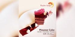 Nikmati Mousse Cake Ala Plaza Inn Kendari