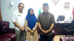 Siswi MAN IC Kota Kendari, Riqqah Puspita Dewi. (Foto: Dok.Kemenag RI)