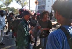 Unjuk Rasa Mahasiswa di Kendari Kembali Menelan Korban