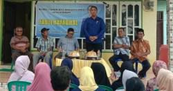 Reses Perdana di Kemaraya, Fadli Bafadhal Upayakan Aspirasi Warga Terealisasi