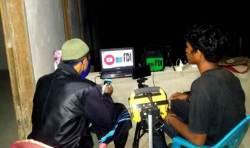 Kreatif Di Tengah Pandemi Corona, FDI Muna Timur Live Streaming Ceramah Ramadan