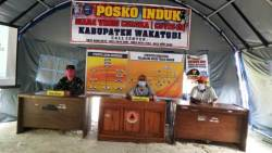 OTG di Wakatobi 143 Orang, Pelaku Perjalanan dari Zona Merah 2.605 Orang