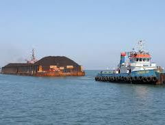 Kapal Tongkang Bermuatan Ore Nikel Ditangkap di Perairan Wawonii