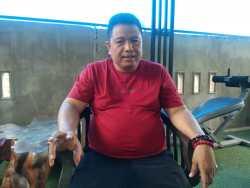 Rusman Emba Siapkan Pengacara Hadapi Gugatan Rapi di MK