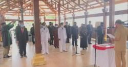 Bupati Bombana Lantik 23 Pejabat Baru, Kadis Kominfo Hingga Kabag Humas Berganti Posisi