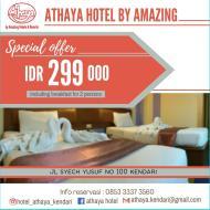 Hot Deals Hotel Athaya Kendari By Amazing, Bayar Dua Ratus Ribuan Sudah Bisa Nginap di Hotel