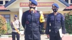 Komandan Kompi (Danki) I Yon C Pelopor Brimob Polda Sulawesi Tenggara (Sultra), Iptu Zainal Abidin, (Foto: Ist)