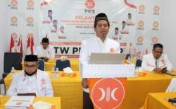 DPW PKS Sultra Lantik 640 Orang Pengurus Tingkat Daerah