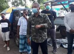 Pemkot Baubau Akan Tata Ulang Pasar Wameo