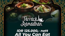 Promo teras Ramadan All You Can Eat, Claro Kendari (Foto: Ist)