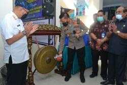 Polres Baubau Jadikan Kelurahan Tanganapada Kampung Tangguh Bebas Narkoba