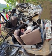 Kecelakaan Maut di Bombana Lima Mahasiswa Teknik UHO Meninggal, Ini Penyebabnya dan Daftar Penumpang