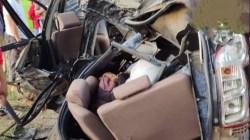 Kecelakaan maut di Bombana lima orang Mahasiswa Fakultas Teknik UHO meninggal dunia, (Foto: Ist)