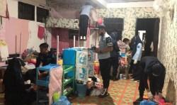 Deteksi Dini Ganguan Kantib, LPP Kelas III Kendari Geledah Kamar Hunian WBP