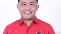 Sekretaris DPD PDI Perjuangan Sultra, Hasrat Haji Nabi. (Foto: Ist)