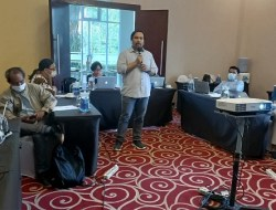 SultraKini.com Ikuti Pelatihan Penguatan Bisnis Media Online