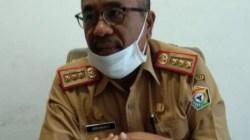 Kepala Dinas Sosial Sultra, Armunanto (Foto: La Niati/SULTRAKINI.COM)