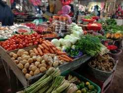 Harga Sayuran di Pasar Kota Kendari Melonjak, Pedagang Kekurang Stok