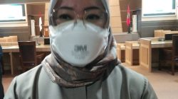 Wakil Wali Kota Kendari, Siska Karina Imran. (Foto: La Niati/SULTRAKINI.COM)